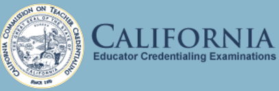 California Teacher Credential Exams