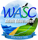 Watsonville/Aptos/Santa Cruz Adult Education  Logo